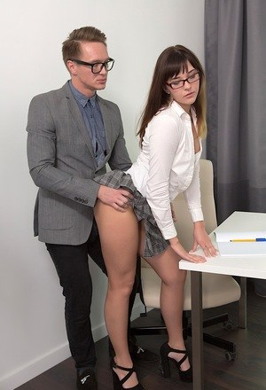 Young Office Pussy