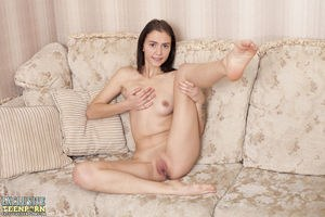Young Spread Pussy